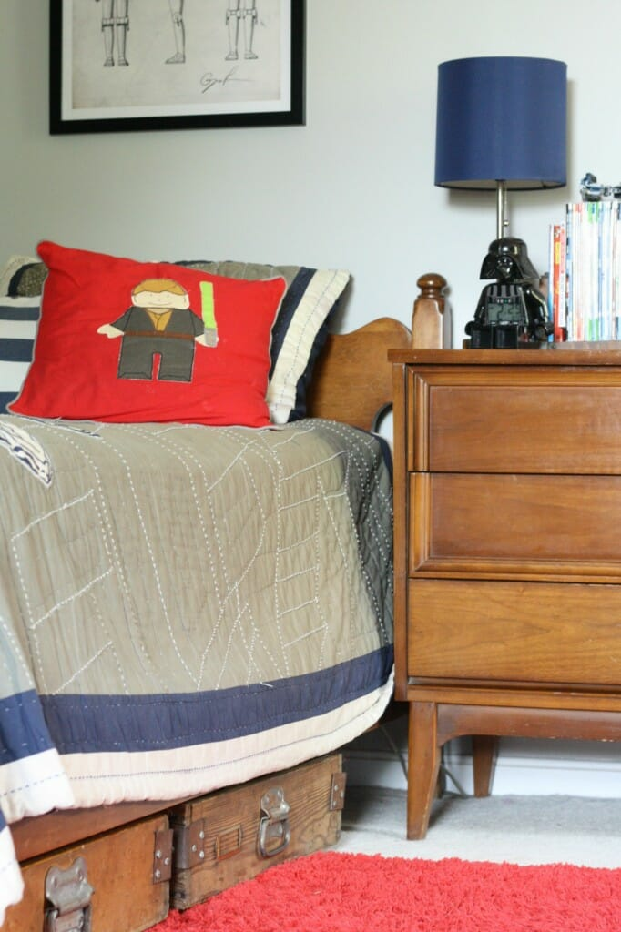 Star Wars Boys Room