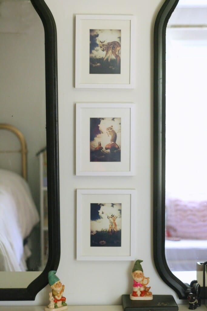 Woodland magical prints