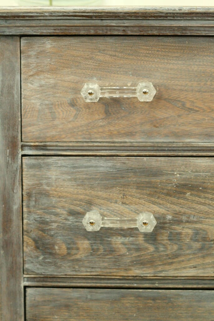 drawer pulls and fronts