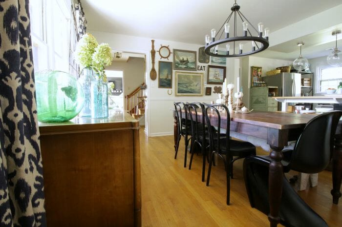 Dining Room Fall Tour