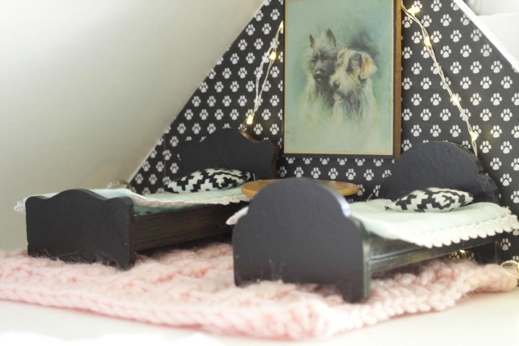 Dollhouse Girls Room