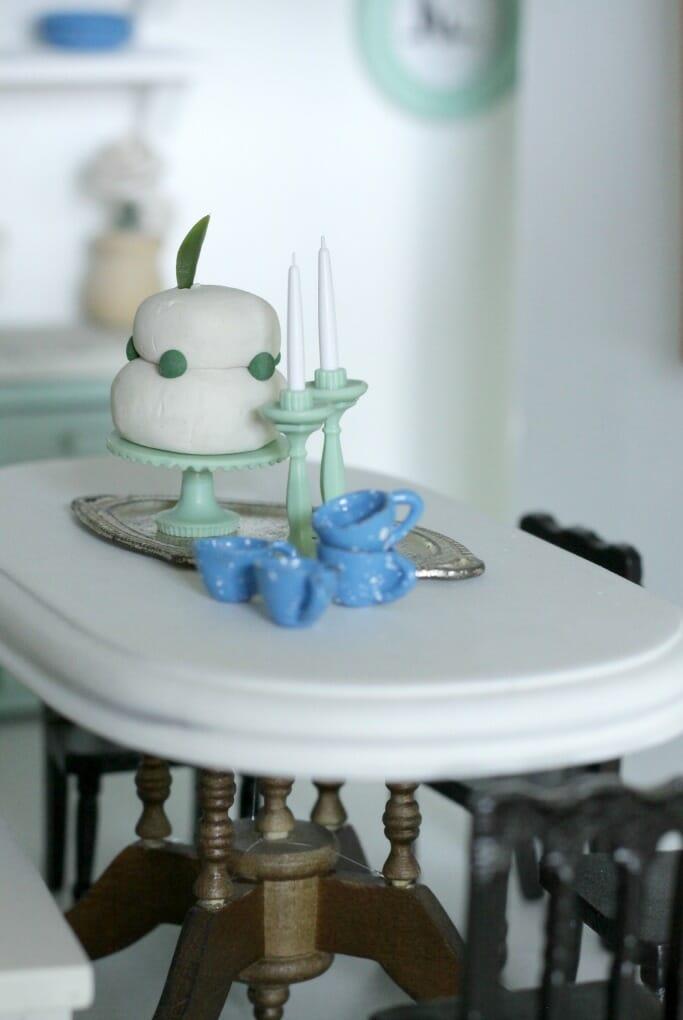 Dollhouse Kitchen Tabletop