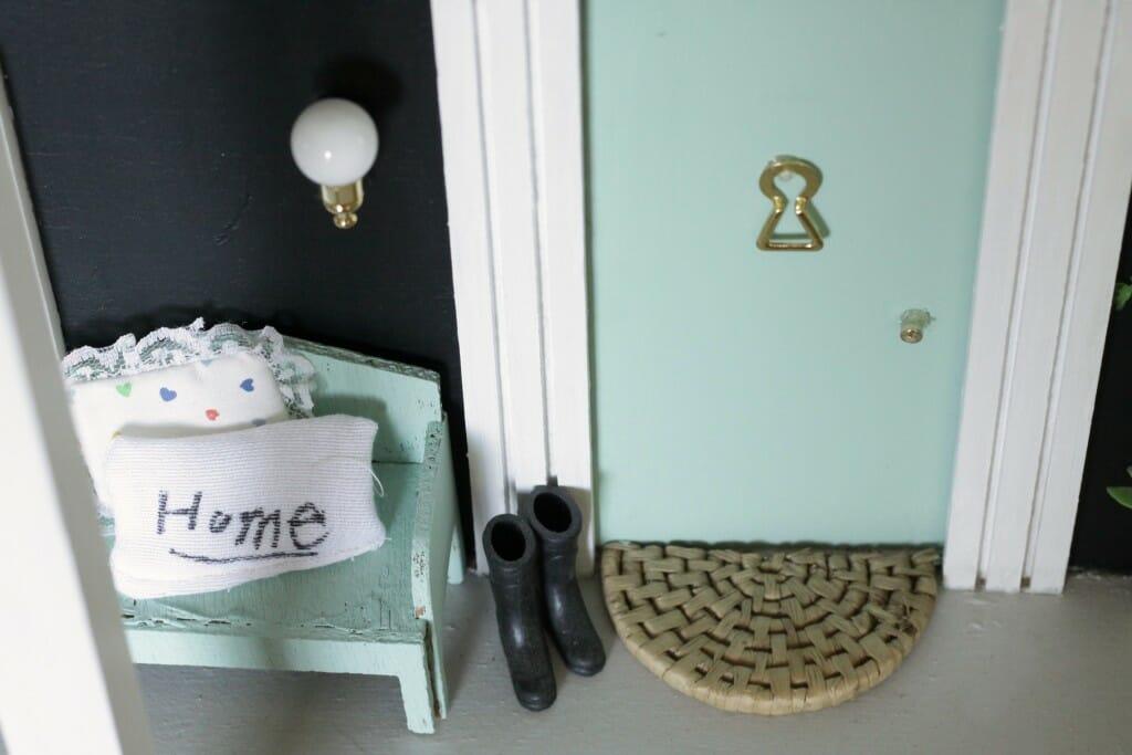 Dollhouse Entry